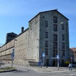 Rotermanni tehase elevaatori ja kontrollkäigu hoone